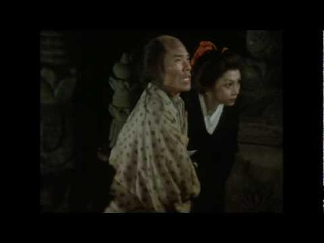 画像: Double Suicide of Sonezaki(1978)Opening youtu.be