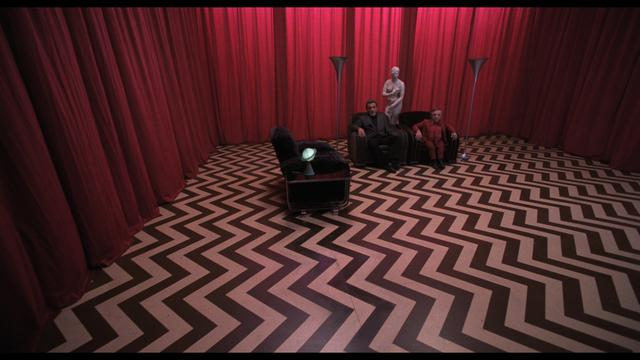 画像: (C)1992 Twin Peaks productions. All Rights Reserved.