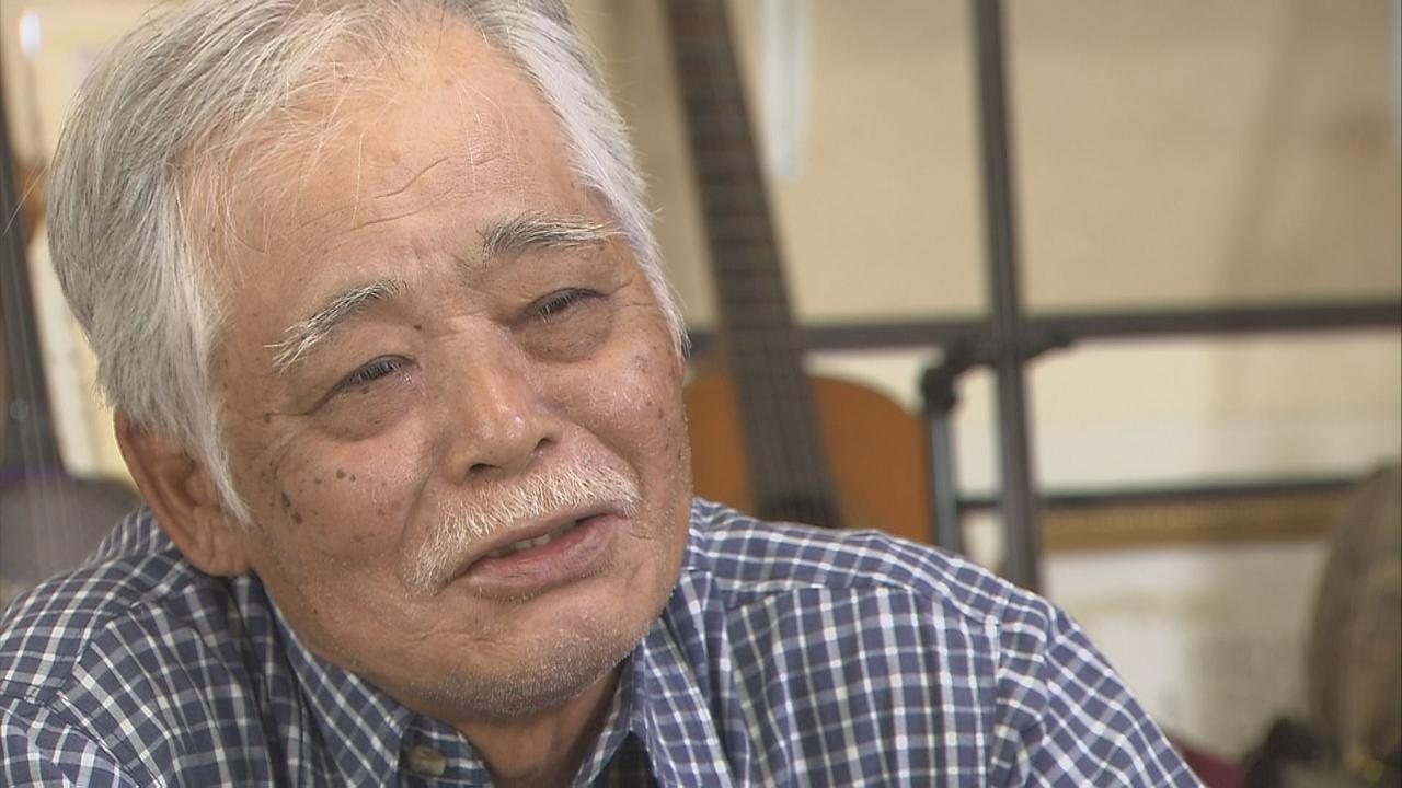 画像: 沖縄民謡界の大御所 知名定男さん