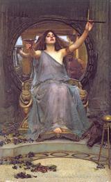 画像: ジョン・ウィリアム・ウォーターハウス《オデュッセウスに杯を差し出すキルケー》1891年 油彩・カンヴァス オールダム美術館 © Image courtesy of Gallery Oldham