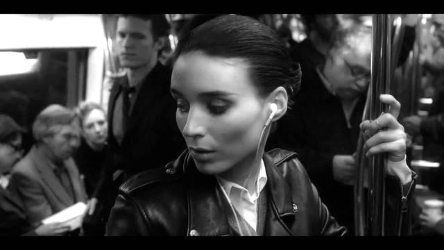 画像: Downtown - Calvin Klein (Rooney Mara, David Fincher) youtu.be