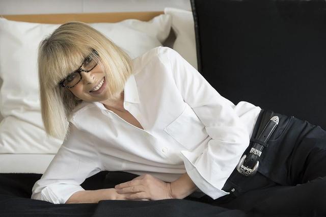 画像: Mireille Darc - Site officiel