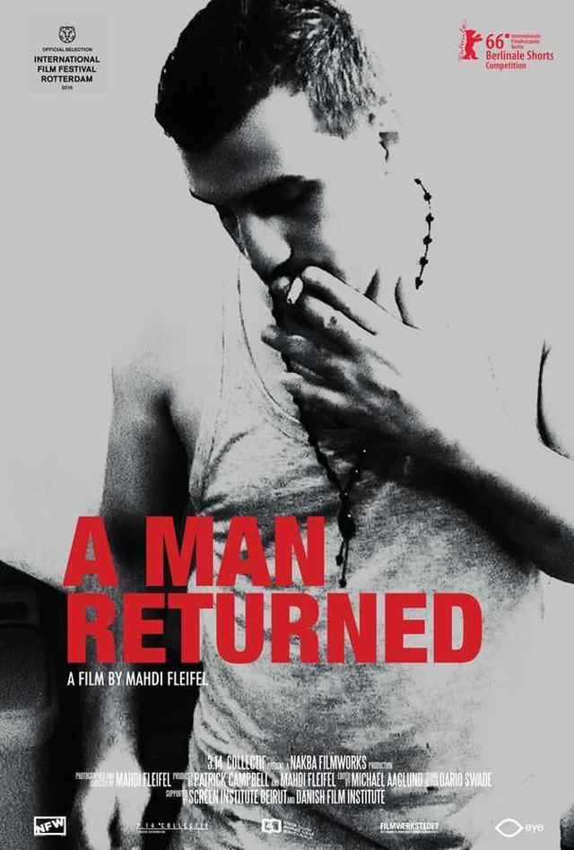 画像1: Vol.1『男が帰ってきた』(A Man Retuned)33分/2016年 レバノン 監督 マハディ・フレフェル