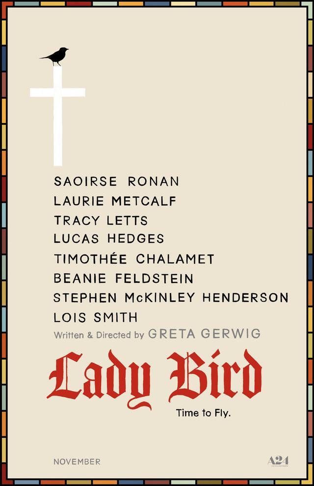 画像: A24がオスカーシーズンに公開させる注目作-グレタ・ガーウィグ初監督作品『Lady Bird』海外予告が公開!主演はシアーシャ・ローナン