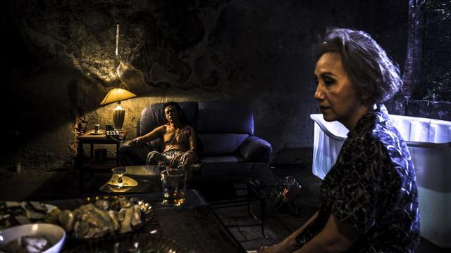 画像: Jia Zai Lanre Si (The Deserted) di Tsai Ming Liang – #Venezia74 – Venice VR – la recensione