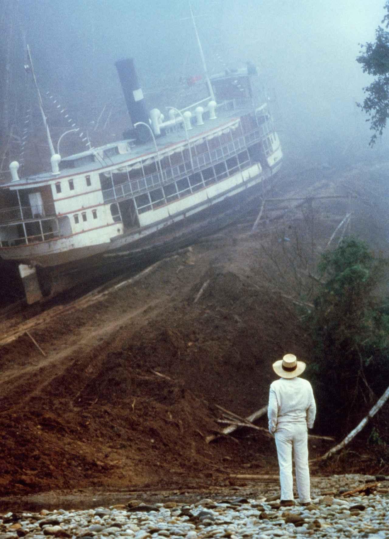 画像: 映画『フィツカラルド』より (C)Werner Herzog Film