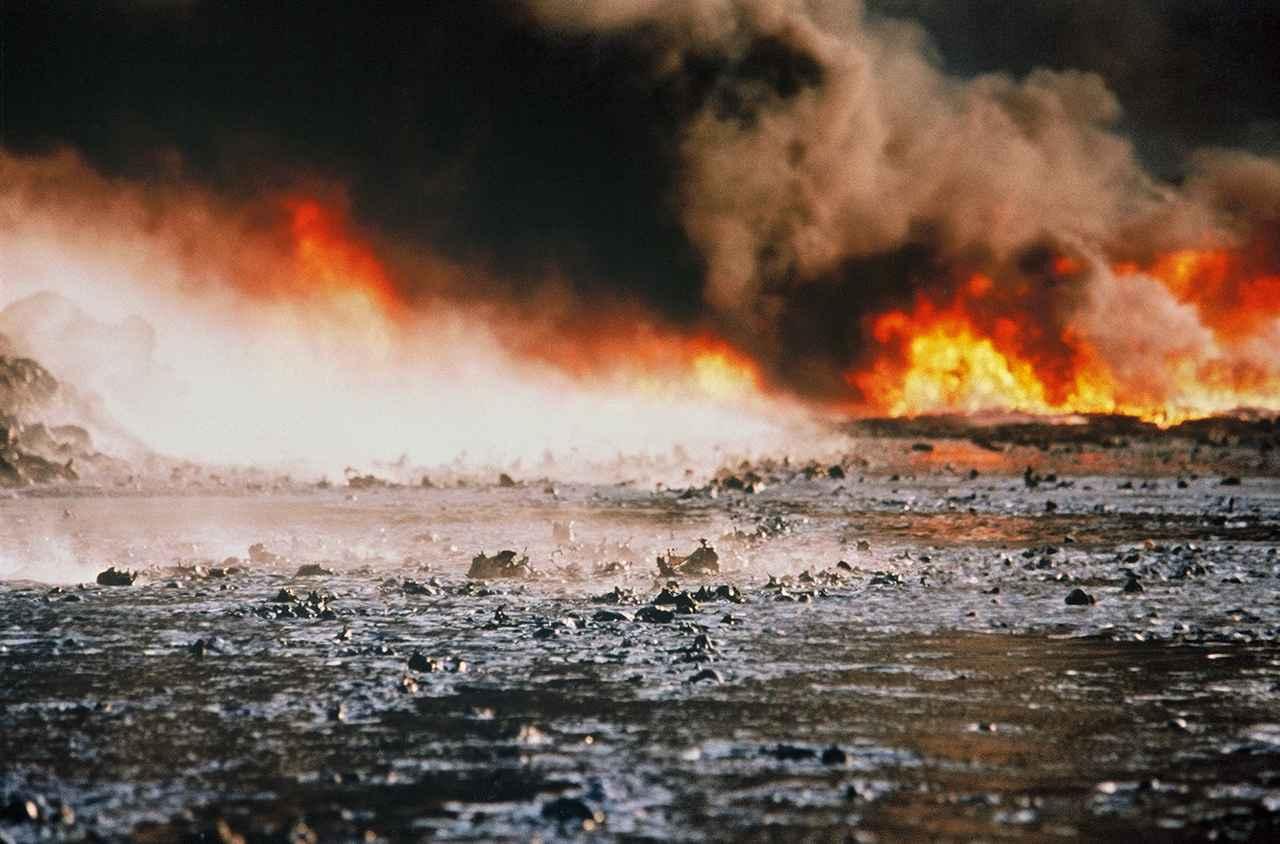 画像: 『問いかける焦土』より (C)Werner Herzog Film