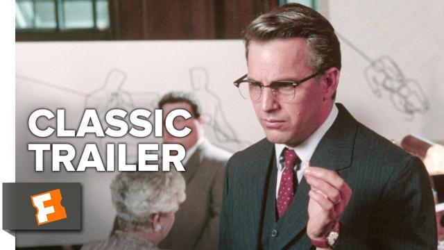 画像: JFK (1991) Official Trailer - Kevin Costner, Oliver Stone Thriller Movie HD youtu.be