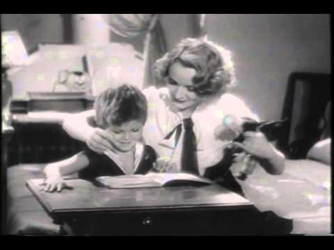 画像: Blonde Venus Trailer 1932 www.youtube.com