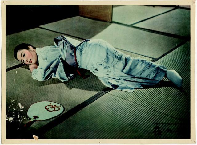 画像: 「夜の河」(C)KADOKAWA1956