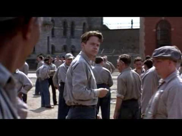 画像: The Shawshank Redemption - Trailer - (1994) - HQ youtu.be