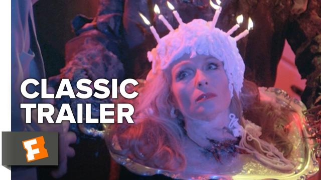 画像: Creepshow (1982) Official Trailer - Hal Holbrook, Leslie Nielsen Movie HD youtu.be