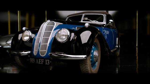 画像: BMW 327 cabriolet(1937-55)