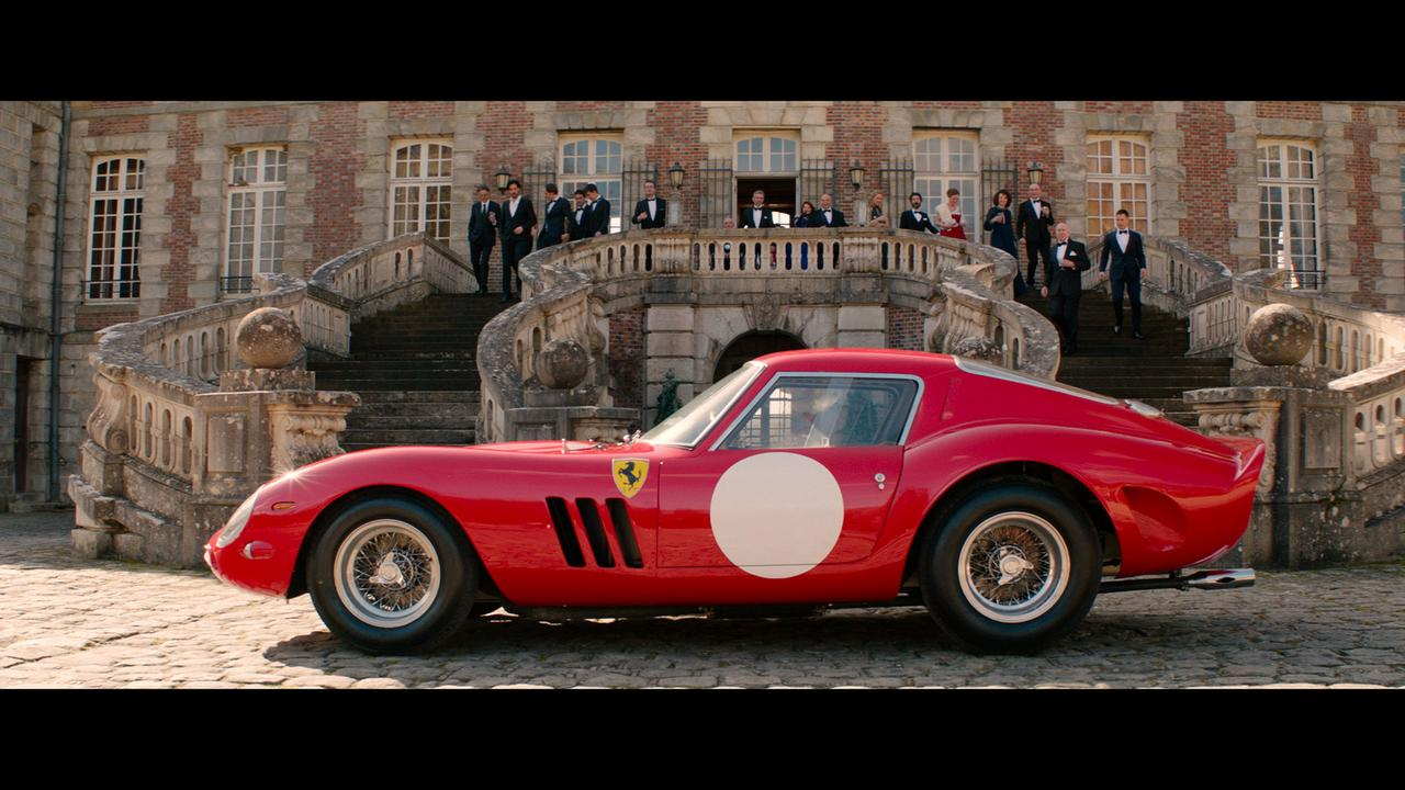 画像: Ferrari 250 GTO(1962)