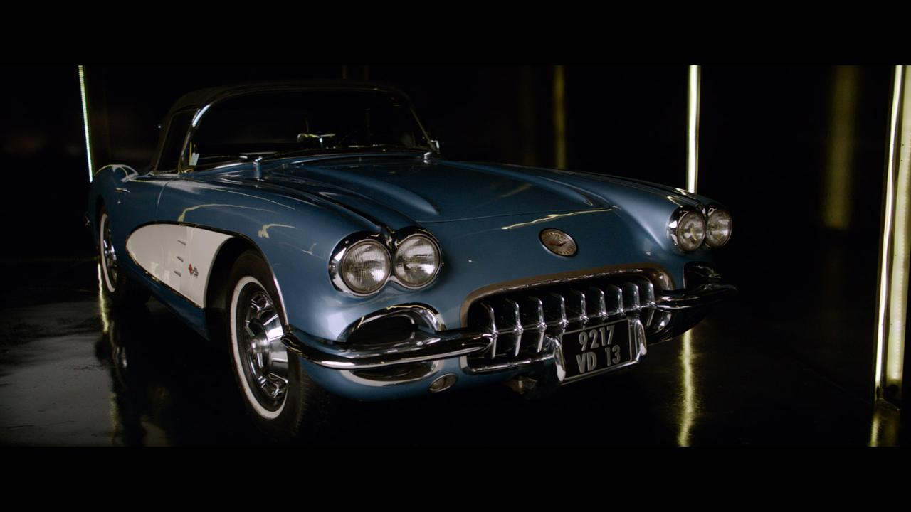 画像: Chevoolet Corvette C1(1954-62)