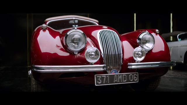画像: Juguar XK120 drophead coupe(1953-54)
