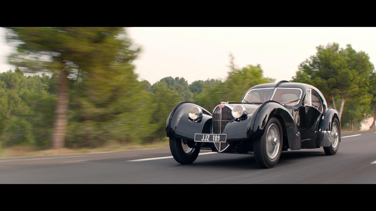画像: Bugatti Type 57SC Atlantic(1937)