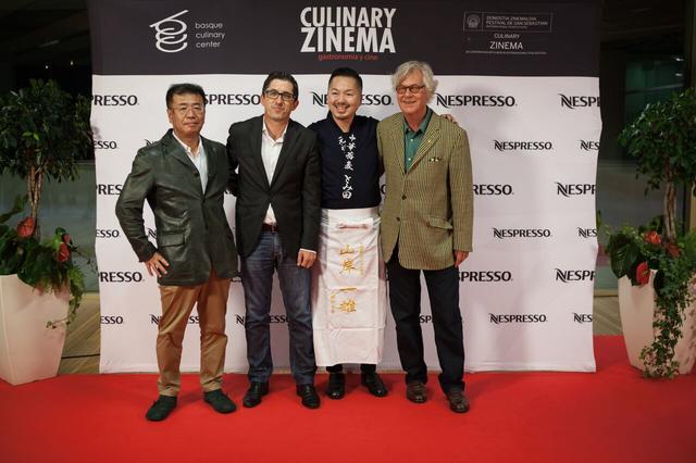 画像3: 世界一の美食が集うバスク地方・サン・セバスティアン国際映画祭で拍手喝采!
