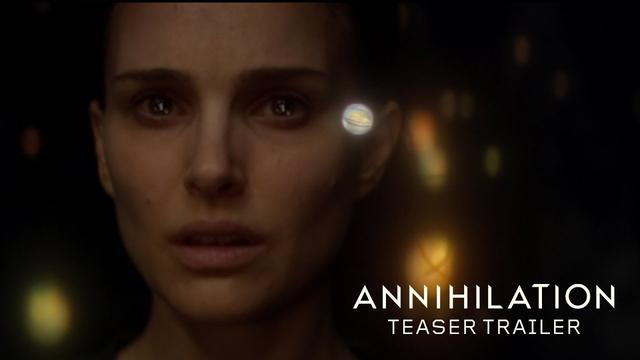 画像: Annihilation (2018) - Teaser Trailer - Paramount Pictures youtu.be