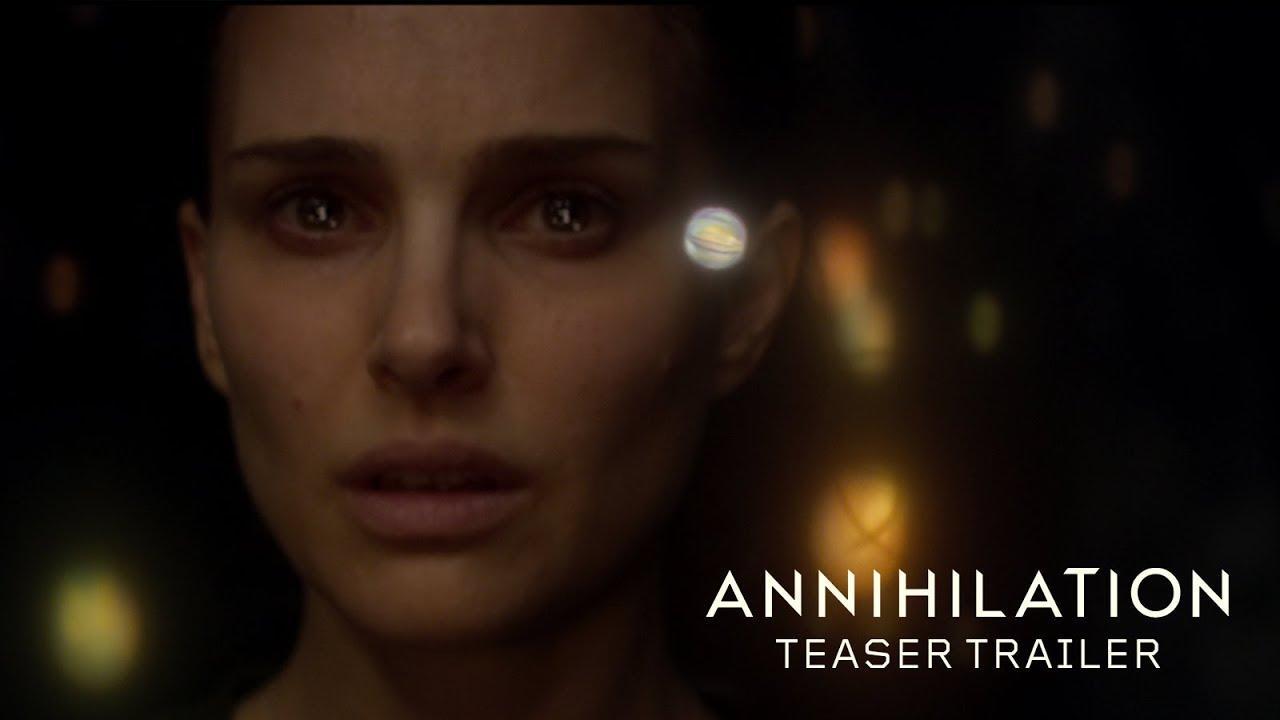 画像: Annihilation (2018) - Teaser Trailer - Paramount Pictures youtu.be