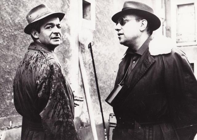 画像: 生誕100年 ジャン=ピエール・メルヴィル、暗黒映画の美 | 東京国立近代美術館フィルムセンター