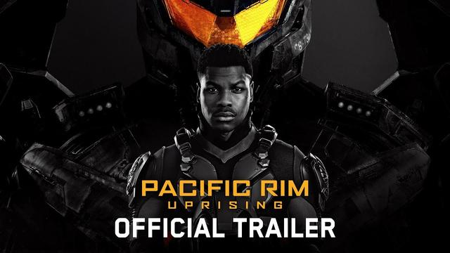 画像: Pacific Rim Uprising - Official Trailer (HD) youtu.be