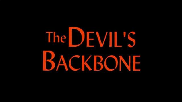 画像: The Devil's Backbone Trailer youtu.be