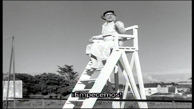 画像: TATI 1 Las vacaciones de Mr. Hulot youtu.be