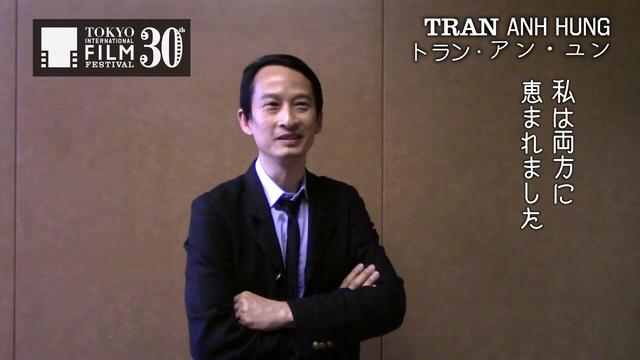 画像: トラン・アン・ユン監督 第30回祝福コメント| Congratulations Messages from Mr. Tran Anh Hung youtu.be