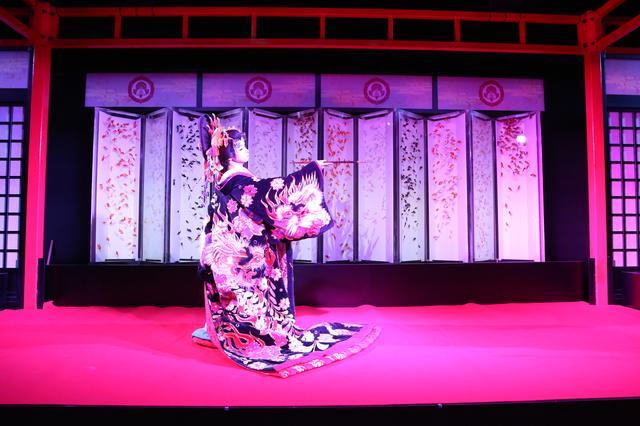 画像: 金魚の舞 ※イメージ画像 写真提供:Art Aquarium