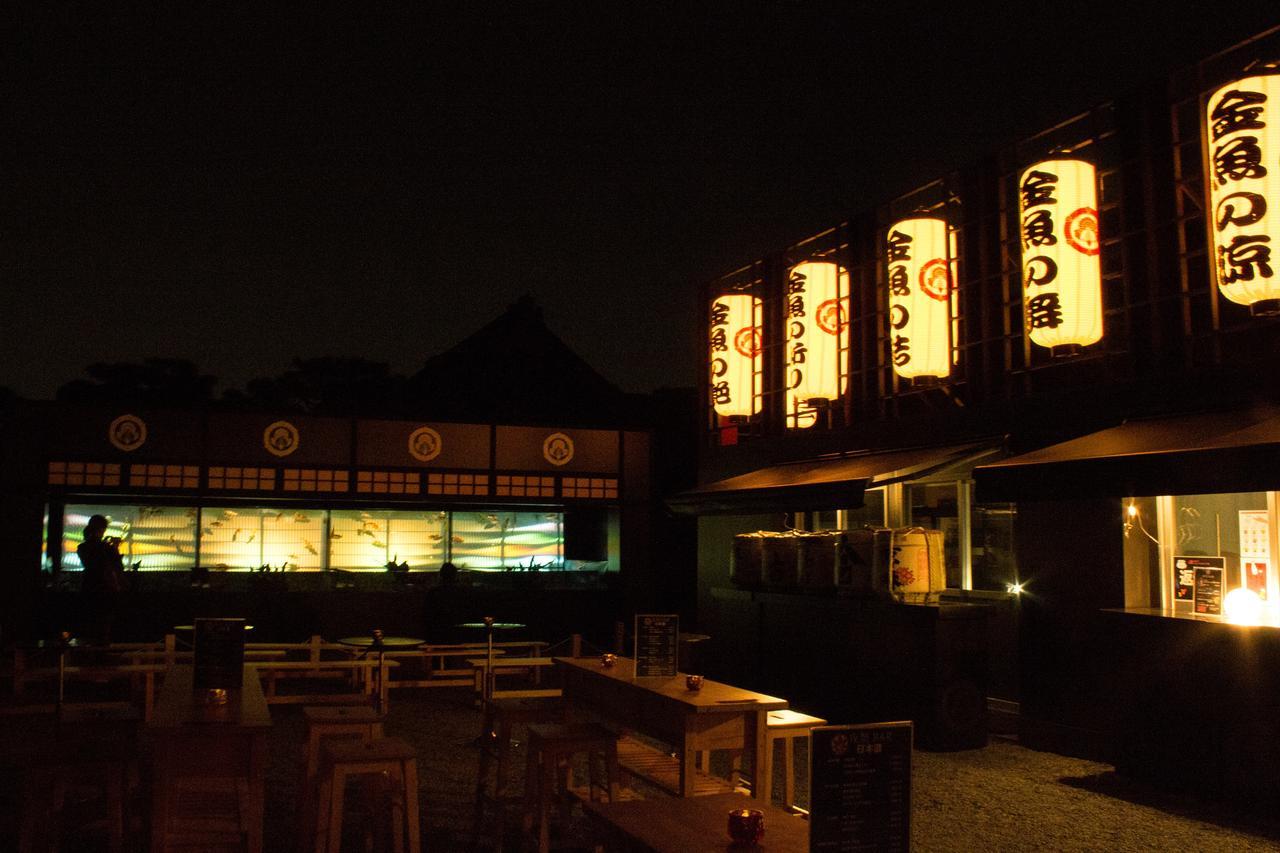 画像: 夜祭BAR ※イメージ画像 写真提供:Art Aquarium