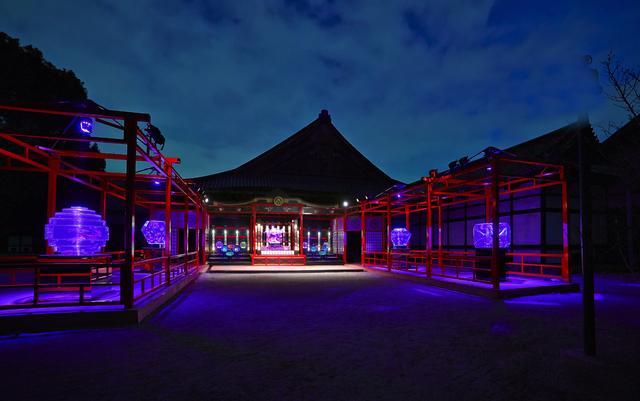 画像1: アートアクアリウム城(2014年)※過去の展覧会の様子 写真提供:Art Aquarium