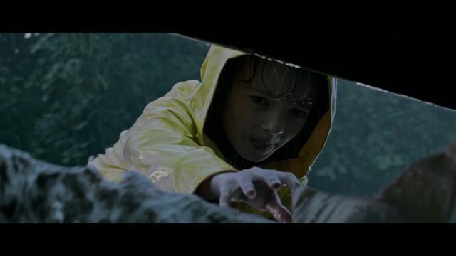 """画像: R指定ホラー映画史上最高の記録!『IT/イット """"それ""""が見えたら、終わり。』特別映像! youtu.be"""