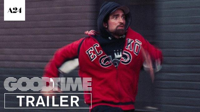 画像: Good Time | Official Trailer 2 HD | A24 youtu.be