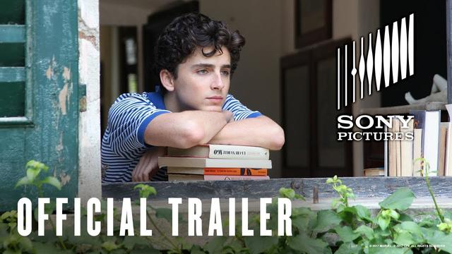 画像: Call Me By Your Name - Official Trailer - Starring Armie Hammer - At Cinemas October 27 youtu.be