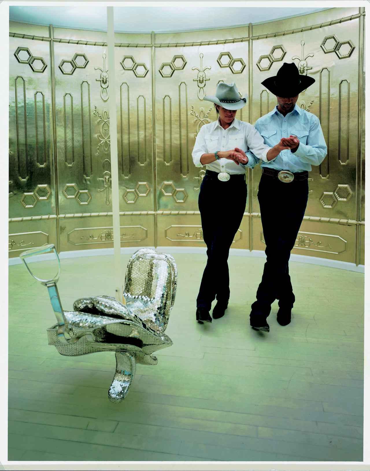 画像: CREMASTER 2, 1999 Photo Michael James O'Brien © Matthew Barney, courtesy Gladstone Gallery, New York and Brussels
