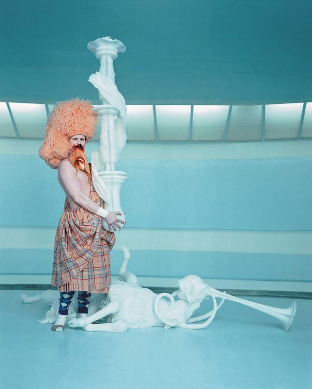 画像: CREMASTER 3, 2002 Photo Chris Winget Matthew Barney, courtesy Gladstone Gallery, New York and Brussels