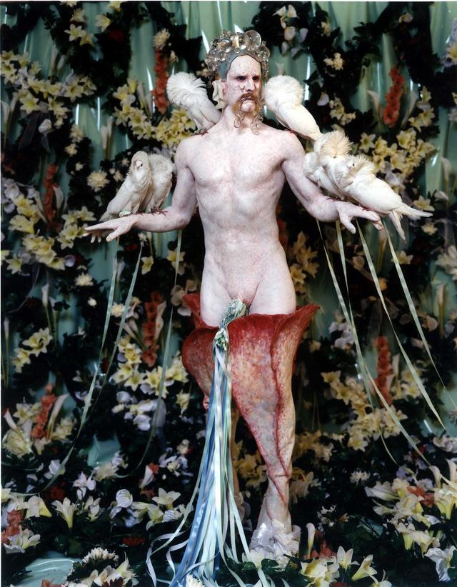 画像: CREMASTER 5, 1997 Photo Michael James O'Brien © Matthew Barney, courtesy Gladstone Gallery, New York and Brussels