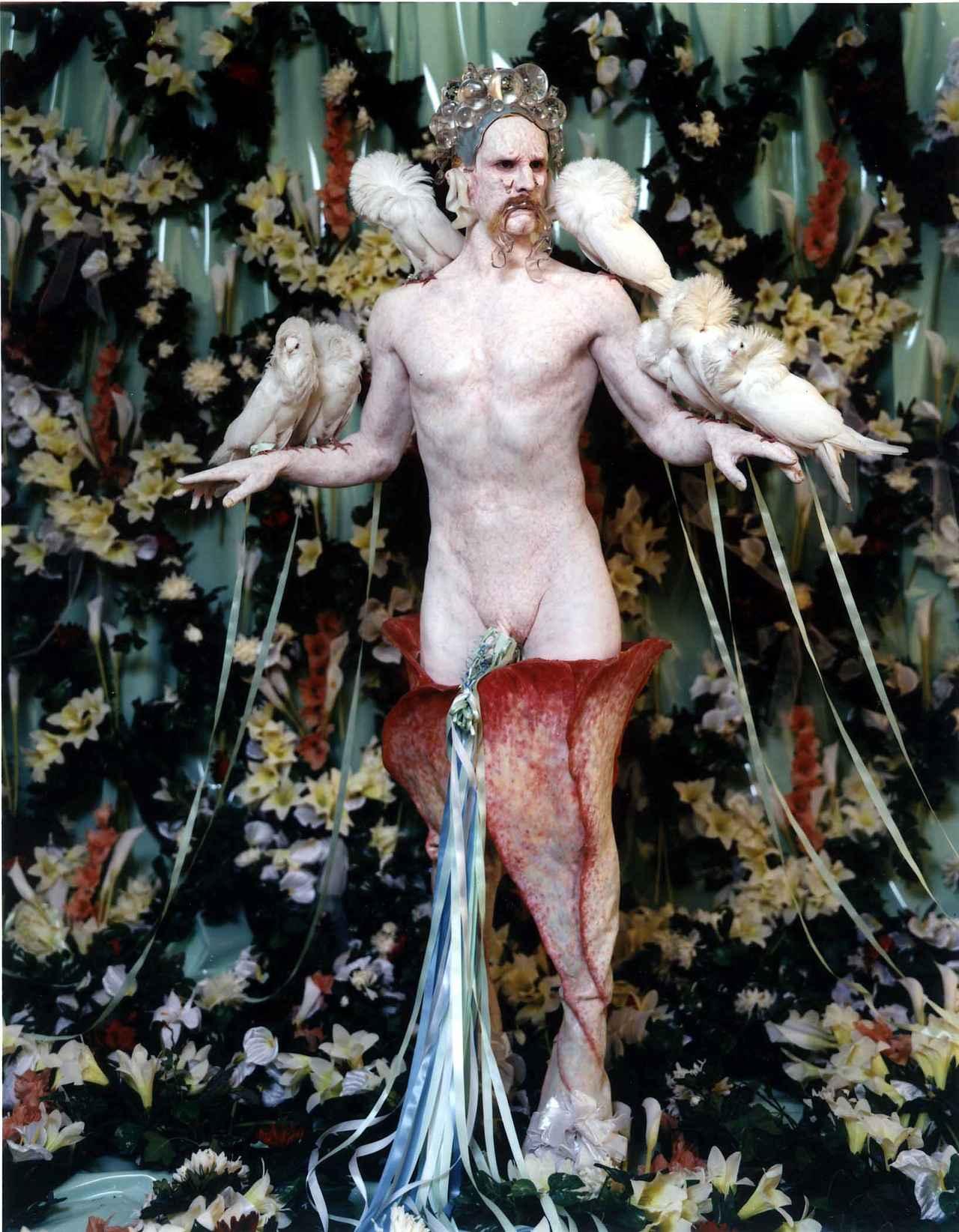 画像: CREMASTER 5, 1997 Photo Michael James O'Brien © Matthew Barney, courtesy Gladstone Gallery, New York and Brussels