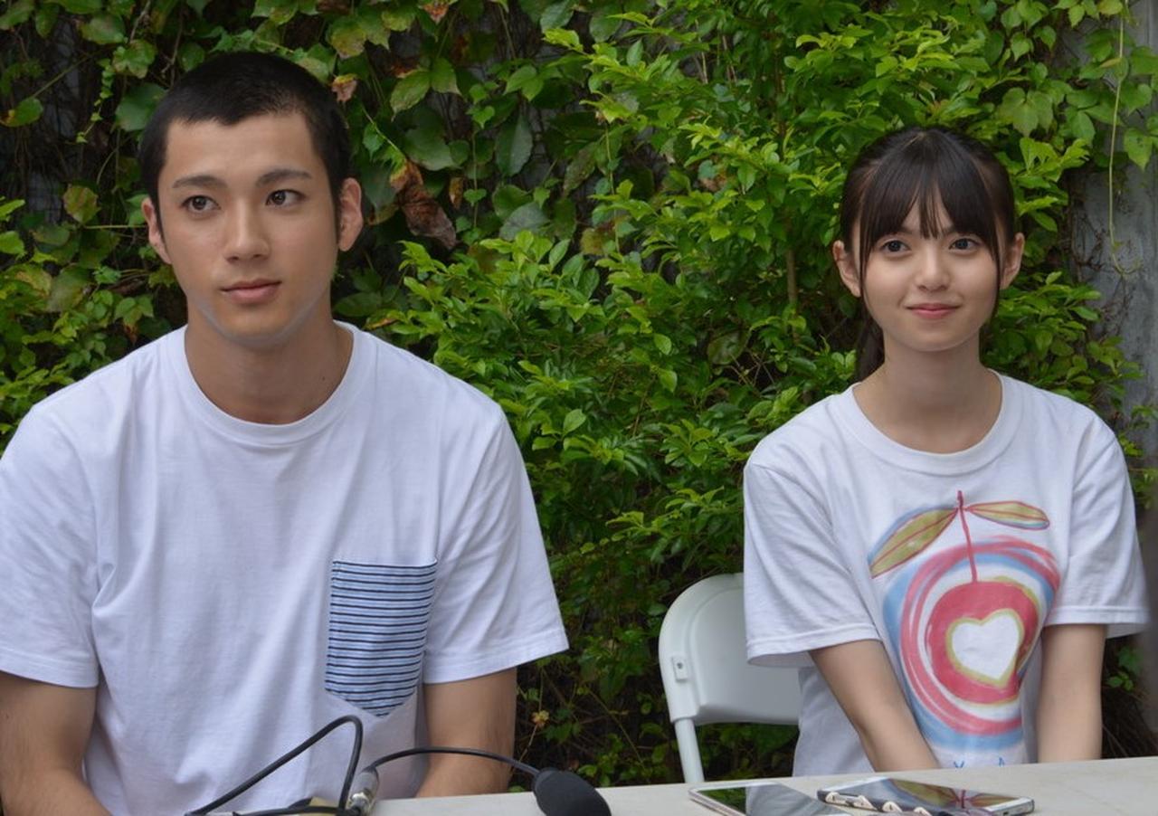 画像: 記者会見場で坊主姿を披露した主演の山田裕貴 (C)『あの頃、君を追いかけた』フィルムパートナーズ