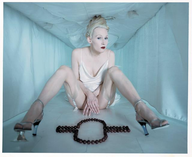画像: CREMASTER 1, 1995 Photo Michael James O'Brien © Matthew Barney, courtesy Gladstone Gallery, New York and Brussels