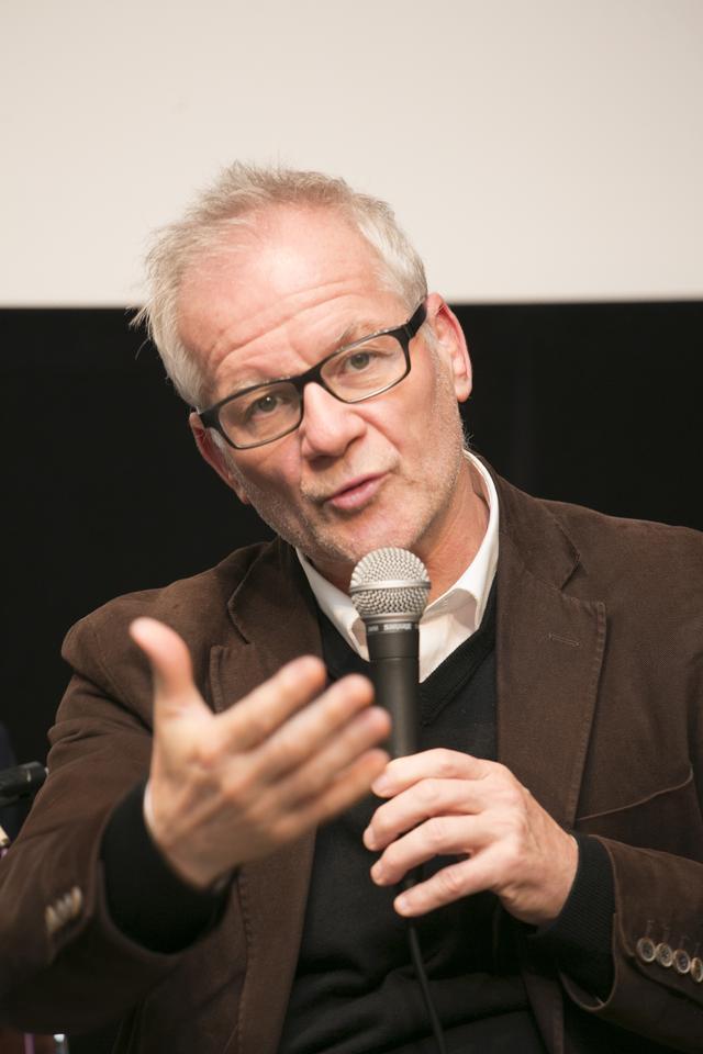 画像: カンヌ国際映画祭総代表・リュミエール研究所所長を務めるティエリー・ フレモー氏
