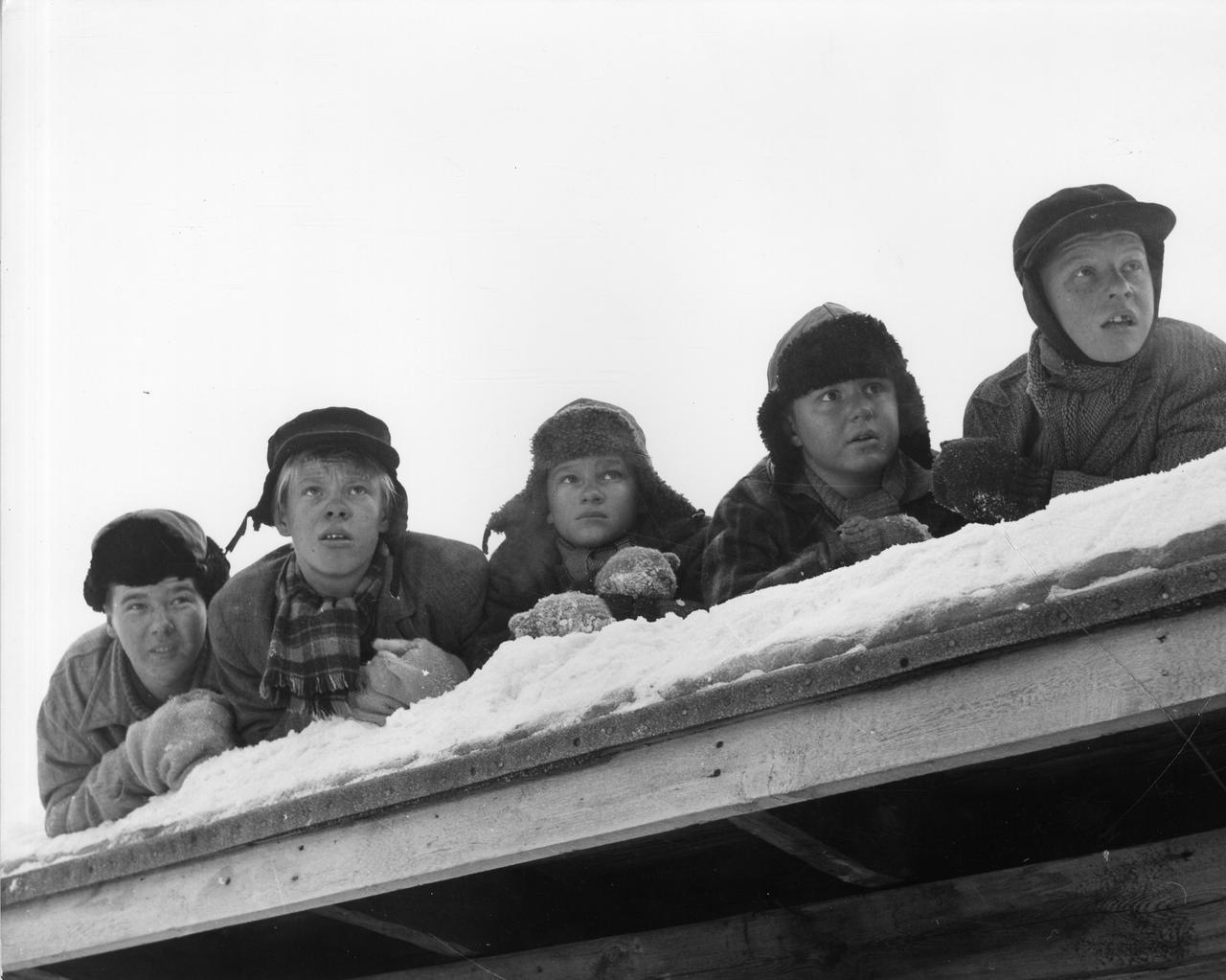 画像: 『少年たち』 Pojat/The Boys 監督:ミッコ・ニスカネン 出演:ペンッティ・タルキアイネン、ヴェサ・マッティ・ロイリ