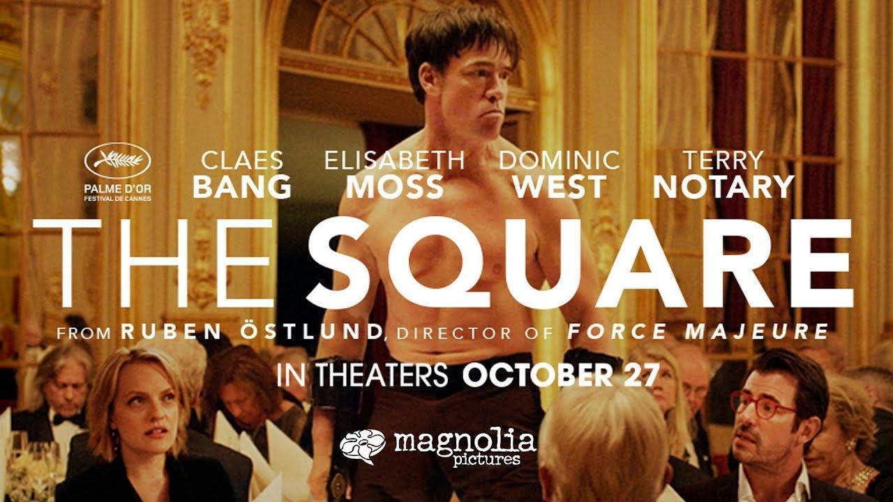 画像: The Square - Official Trailer youtu.be