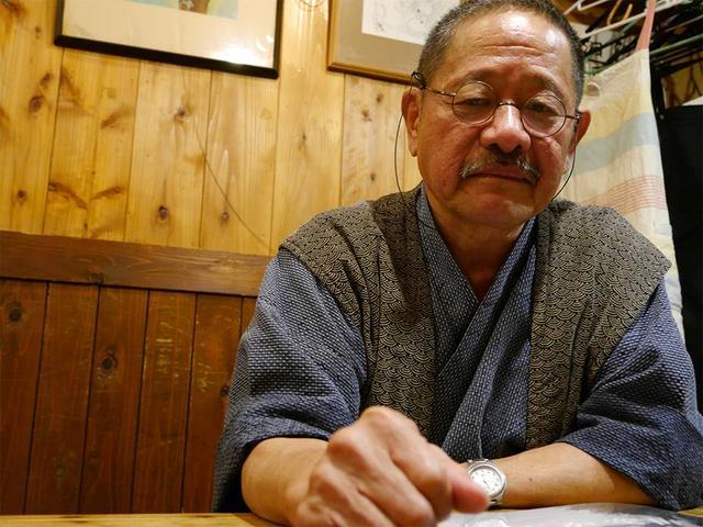 画像2: cinefilインタビュー:新宿ゴールデン街に集う映画人・文化人を見続けてきた俳優、外波山文明が語るー