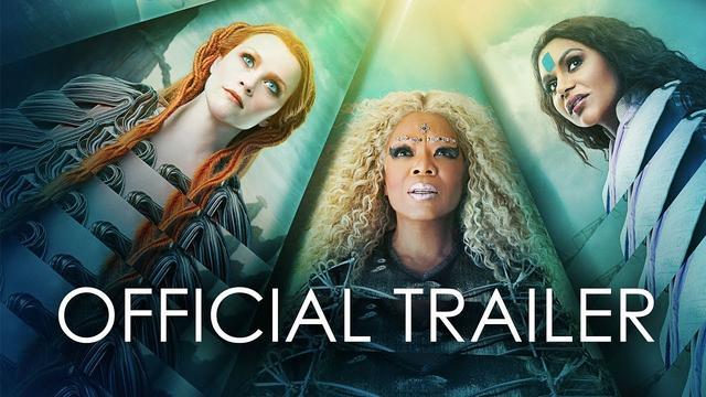 画像: A Wrinkle in Time Official US Trailer youtu.be