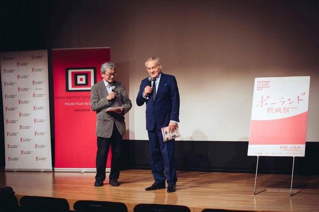 画像1: 幻の名作と呼び声高い「早春」を上映されるイエジー・スコリモフスキ監督が開幕挨拶!『ポーランド映画祭』はじまる!