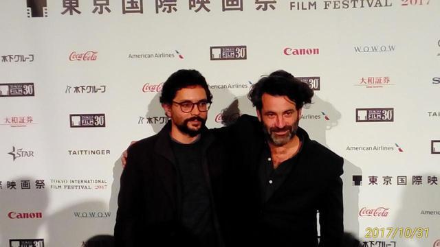 画像: 『グッドランド』左から製作者とゴヴィンダ・ヴァン・メーレ監督