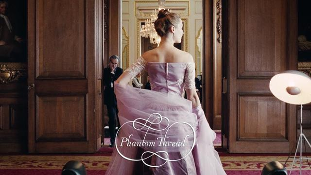 画像: PHANTOM THREAD - Official Trailer [HD] - In Select Theaters Christmas youtu.be