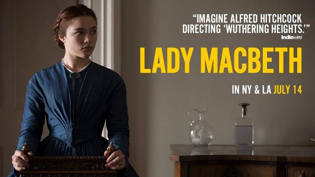 画像: Lady MacBeth Official U.S. Trailer youtu.be
